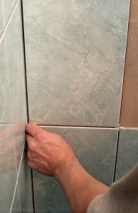 General builder tiler plasterer roughcaster fife - Pose carrelage mural douche ...